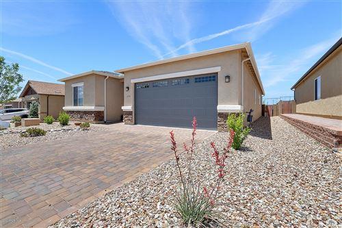 Photo of 12930 E Barreto Street #Lot: 977, Dewey-Humboldt, AZ 86327 (MLS # 1031706)