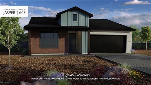 Photo of 5637 E Ellsworth Lane #Lot: 33, Prescott Valley, AZ 86314 (MLS # 1030750)