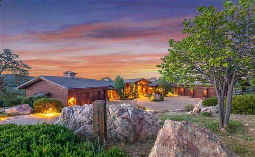 Photo of 15175 N Four Mile Creek Lane #Lot: 89 &90, Prescott, AZ 86305 (MLS # 1018767)