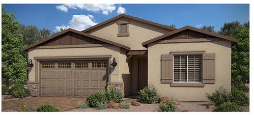 Photo of 7795 E Hearthstone Drive #Lot: 1155, Prescott Valley, AZ 86315 (MLS # 1031782)