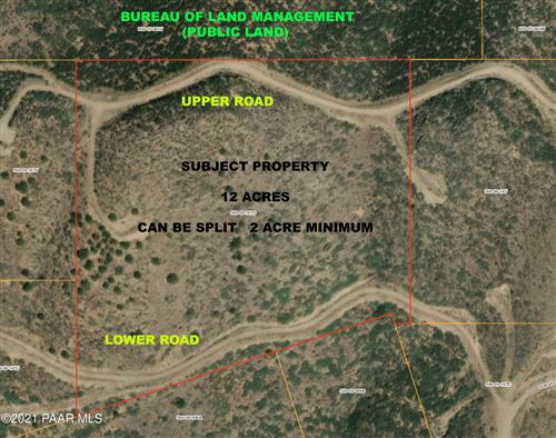 Photo of 12 Acres # 2 Wolfpack (No Address) Trail, Mayer, AZ 86333 (MLS # 1042803)