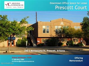 Photo of 240 S Montezuma #104 Street, Prescott, AZ 86303 (MLS # 1020880)