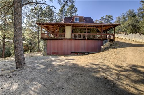 Photo of 4867 S Deer Trail #Lot: 35, Prescott, AZ 86303 (MLS # 1033884)