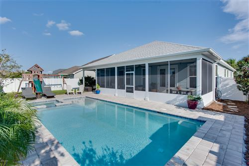 Photo of 215 Johnson Bayou Drive, Panama City Beach, FL 32407 (MLS # 702020)
