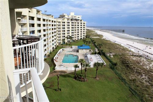 Photo of 4425 Thomas Drive #716, Panama City Beach, FL 32408 (MLS # 717082)