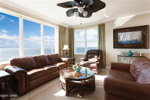 Photo of 15625 Front Beach Road #1101, Panama City Beach, FL 32413 (MLS # 708154)