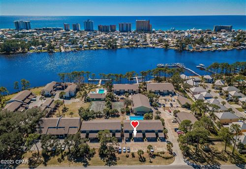 Photo of 6903 N Lagoon Drive #8, Panama City Beach, FL 32408 (MLS # 708168)