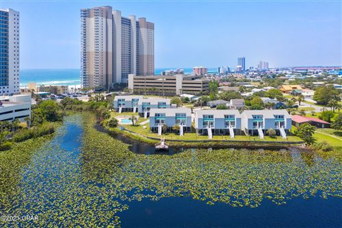 Photo of 301 Lullwater Drive #297, Panama City Beach, FL 32413 (MLS # 711207)