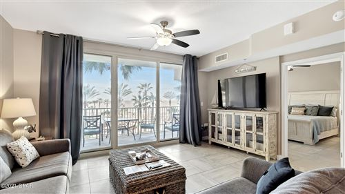 Photo of 9900 S Thomas Drive #312, Panama City Beach, FL 32408 (MLS # 708220)