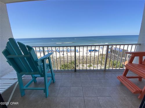 Photo of 8743 Thomas Drive #602, Panama City Beach, FL 32408 (MLS # 710220)