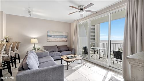Photo of 9900 S Thomas Drive #1620, Panama City Beach, FL 32408 (MLS # 708224)