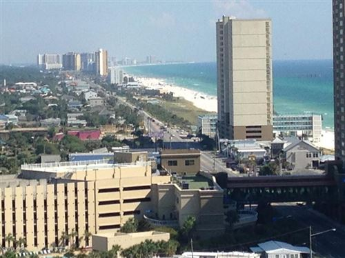 Photo of 15100 Front Beach Road #1605, Panama City Beach, FL 32413 (MLS # 705230)