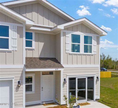 Photo of 1624 Caleigh Court #Lot 43, Lynn Haven, FL 32444 (MLS # 714275)