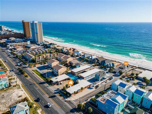 Photo of 5323 Thomas Drive #1, Panama City Beach, FL 32408 (MLS # 708304)
