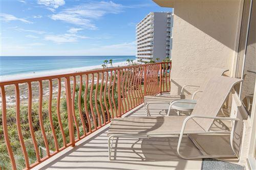 Photo of 7115 Thomas Drive #301, Panama City Beach, FL 32408 (MLS # 705305)