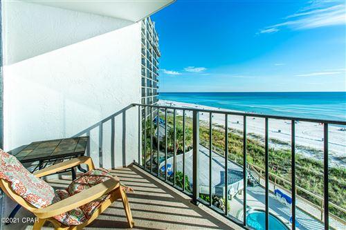 Photo of 11619 Front Beach Rd Road #408, Panama City Beach, FL 32407 (MLS # 710309)