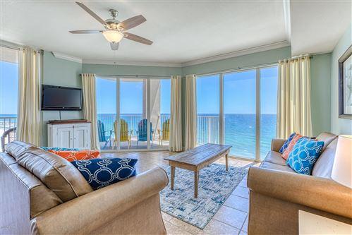 Photo of 16819 Front Beach Road #1417, Panama City Beach, FL 32413 (MLS # 696350)