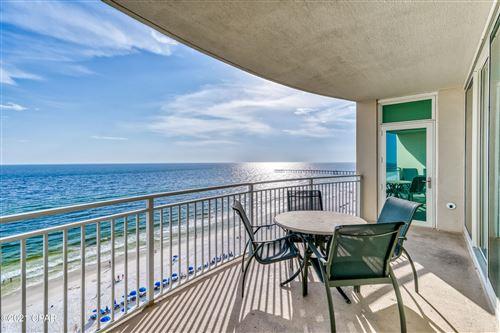 Photo of 15625 Front Beach Road #1103, Panama City Beach, FL 32413 (MLS # 716394)