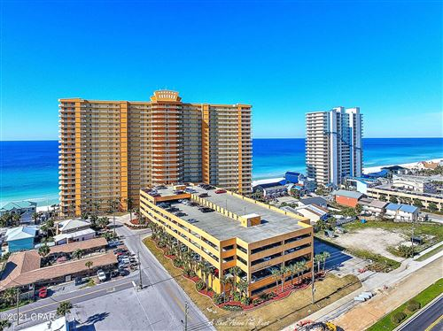 Photo of 5004 Thomas Drive #2103, Panama City Beach, FL 32408 (MLS # 708397)