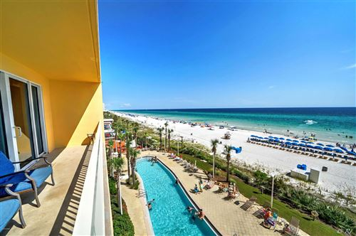 Photo of 15817 Front Beach Road #405 E, Panama City Beach, FL 32413 (MLS # 708421)