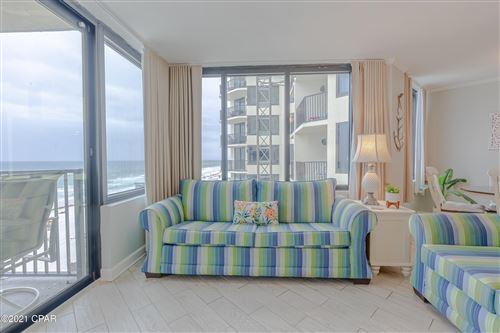 Photo of 9850 S Thomas Drive #605W, Panama City Beach, FL 32408 (MLS # 710429)