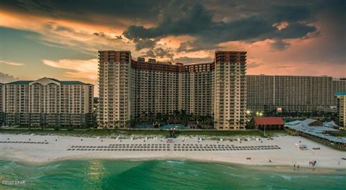 Photo of 9900 S Thomas Drive #418, Panama City Beach, FL 32408 (MLS # 702446)