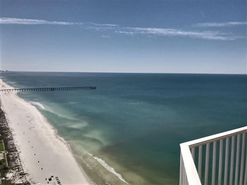 Photo of 16819 Front Beach 2817 Road #2817, Panama City Beach, FL 32413 (MLS # 696534)