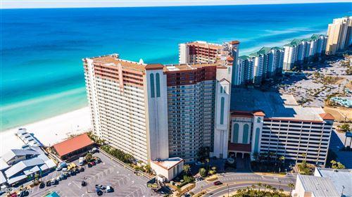 Photo of 9900 S Thomas Drive #1024, Panama City Beach, FL 32413 (MLS # 713555)