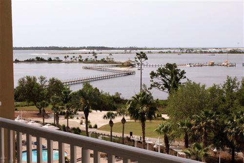 Photo of 4100 Marriott Drive #612, Panama City Beach, FL 32408 (MLS # 696711)