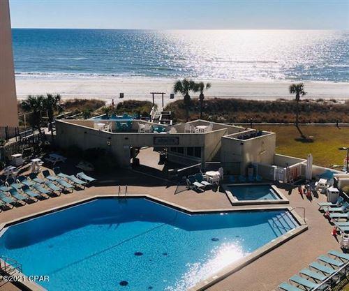 Photo of 8817 Thomas Drive #A511, Panama City Beach, FL 32408 (MLS # 706730)