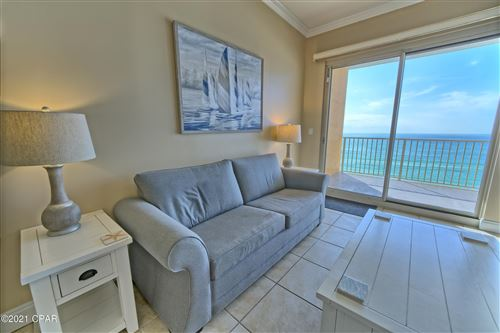 Photo of 5004 Thomas Drive #411, Panama City Beach, FL 32408 (MLS # 706732)