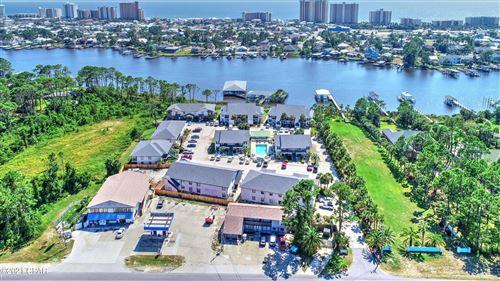 Photo of 7813 N Lagoon Drive #9F, Panama City Beach, FL 32408 (MLS # 706762)