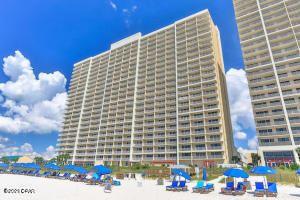 Photo of 10811 Front Beach Road #705, Panama City Beach, FL 32407 (MLS # 706780)