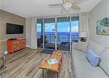 Photo of 10517 FRONT BEACH Road #4-705, Panama City Beach, FL 32407 (MLS # 714938)