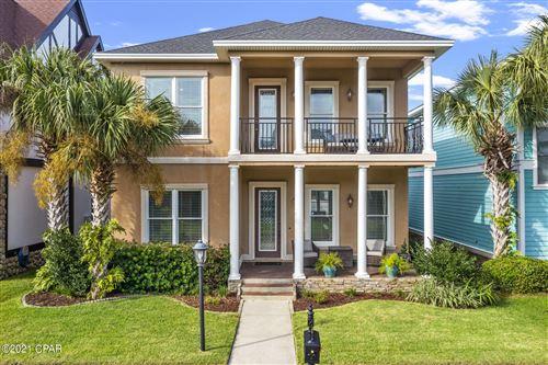 Photo of 402 Savannah Park Way, Panama City Beach, FL 32407 (MLS # 717938)