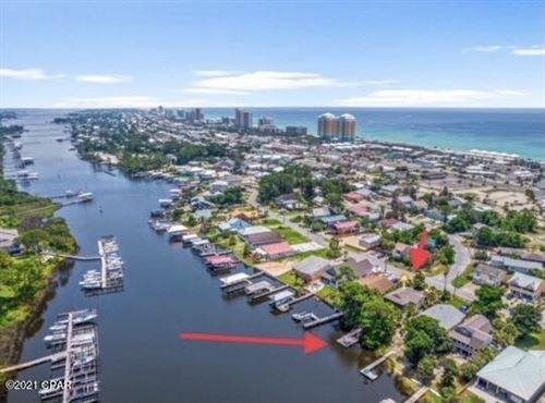 Photo of 8132 S Lagoon Drive, Panama City Beach, FL 32408 (MLS # 714948)