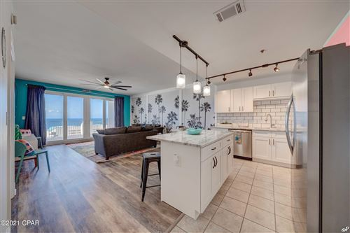 Photo of 9860 S Thomas Drive #1412, Panama City Beach, FL 32408 (MLS # 714973)