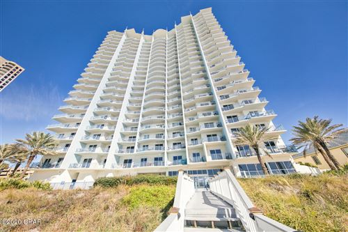 Photo of 16701 Front Beach Road #1506, Panama City Beach, FL 32413 (MLS # 700994)