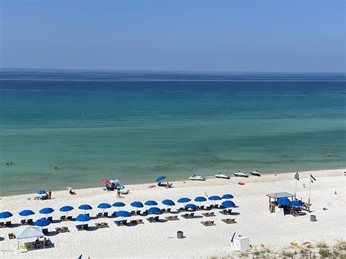 Photo of 8743 S Thomas Drive #1502, Panama City Beach, FL 32408 (MLS # 700999)