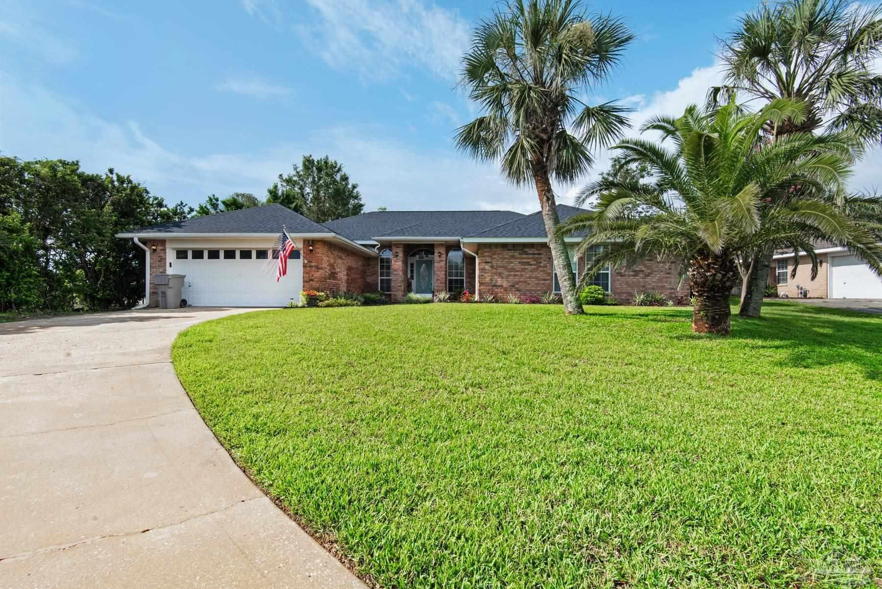 2975 CORSAIR DR, Pensacola, FL 32507 - MLS#: 593020