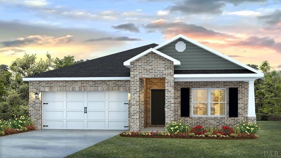 10509 QUEENS GATE CIR, Pensacola, FL 32506 - #: 577080