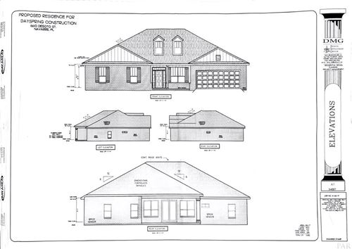 Photo of 2420 SHERWOOD DR, NAVARRE, FL 32566 (MLS # 577091)
