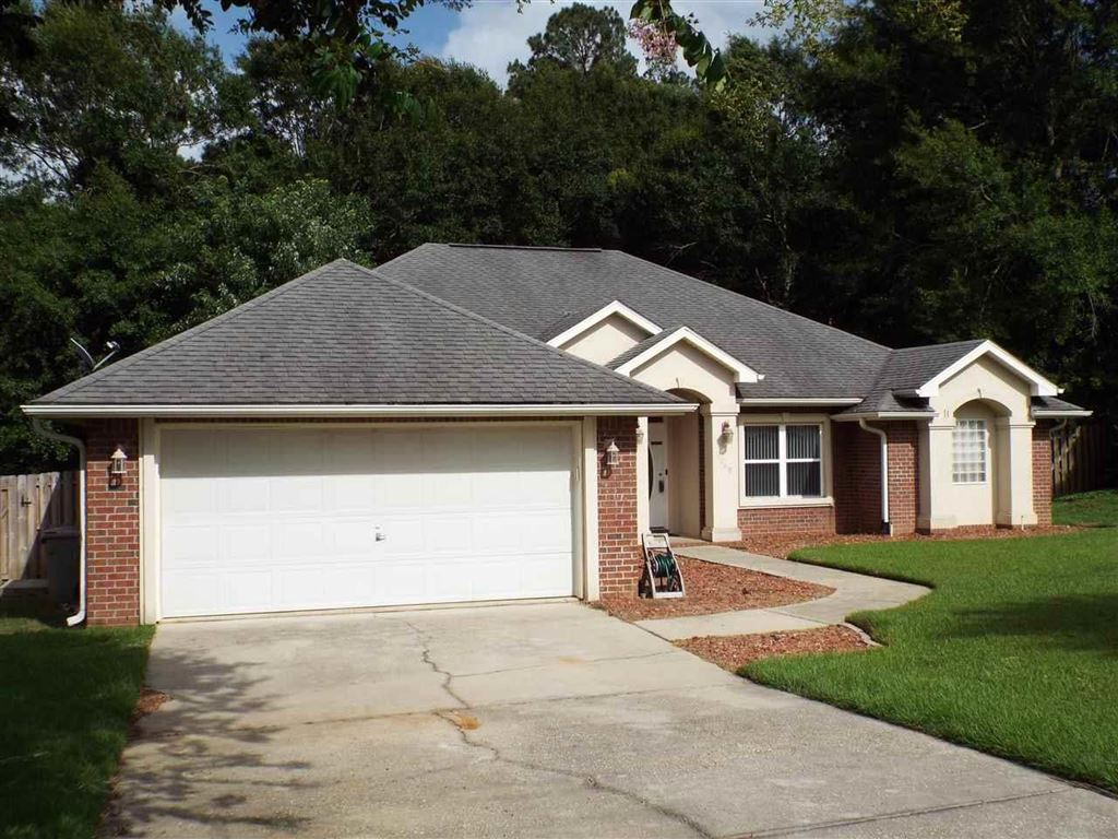 Photo for 1269 LEAR CT, CANTONMENT, FL 32533 (MLS # 556314)