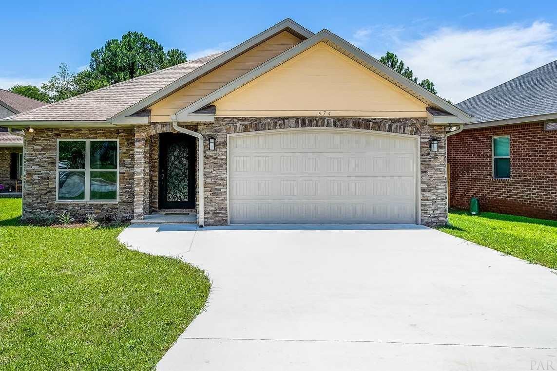 674 WILD HERON WAY, Pensacola, FL 32506 - #: 573316