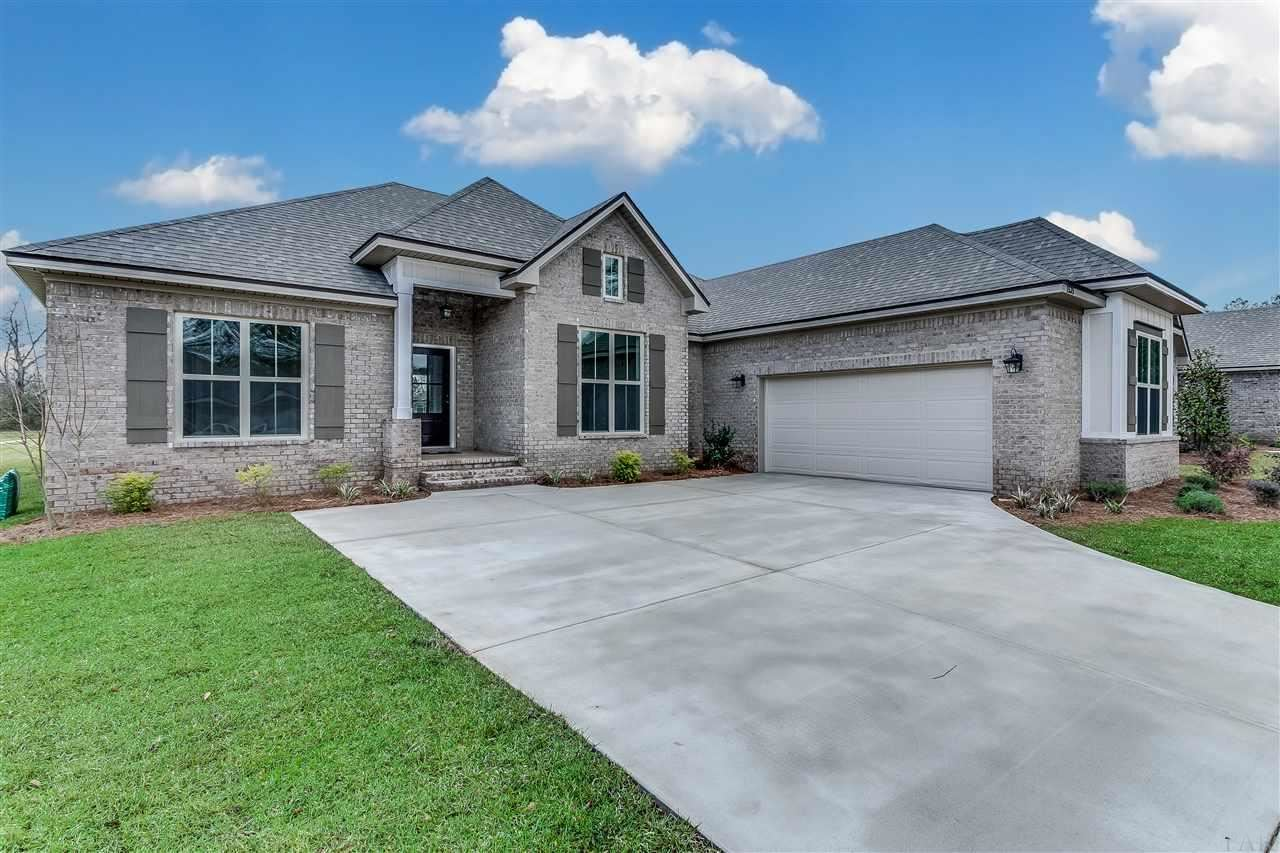 Photo for 1535 CADENCE LOOP, CANTONMENT, FL 32533 (MLS # 556327)
