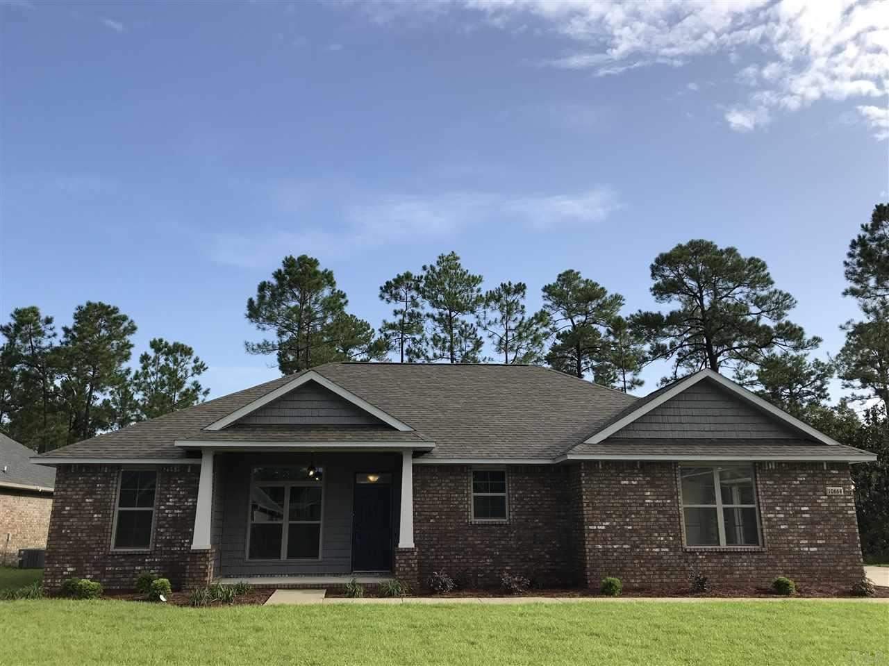 Photo for 10664 TRAILBLAZER WAY, PENSACOLA, FL 32506 (MLS # 548382)