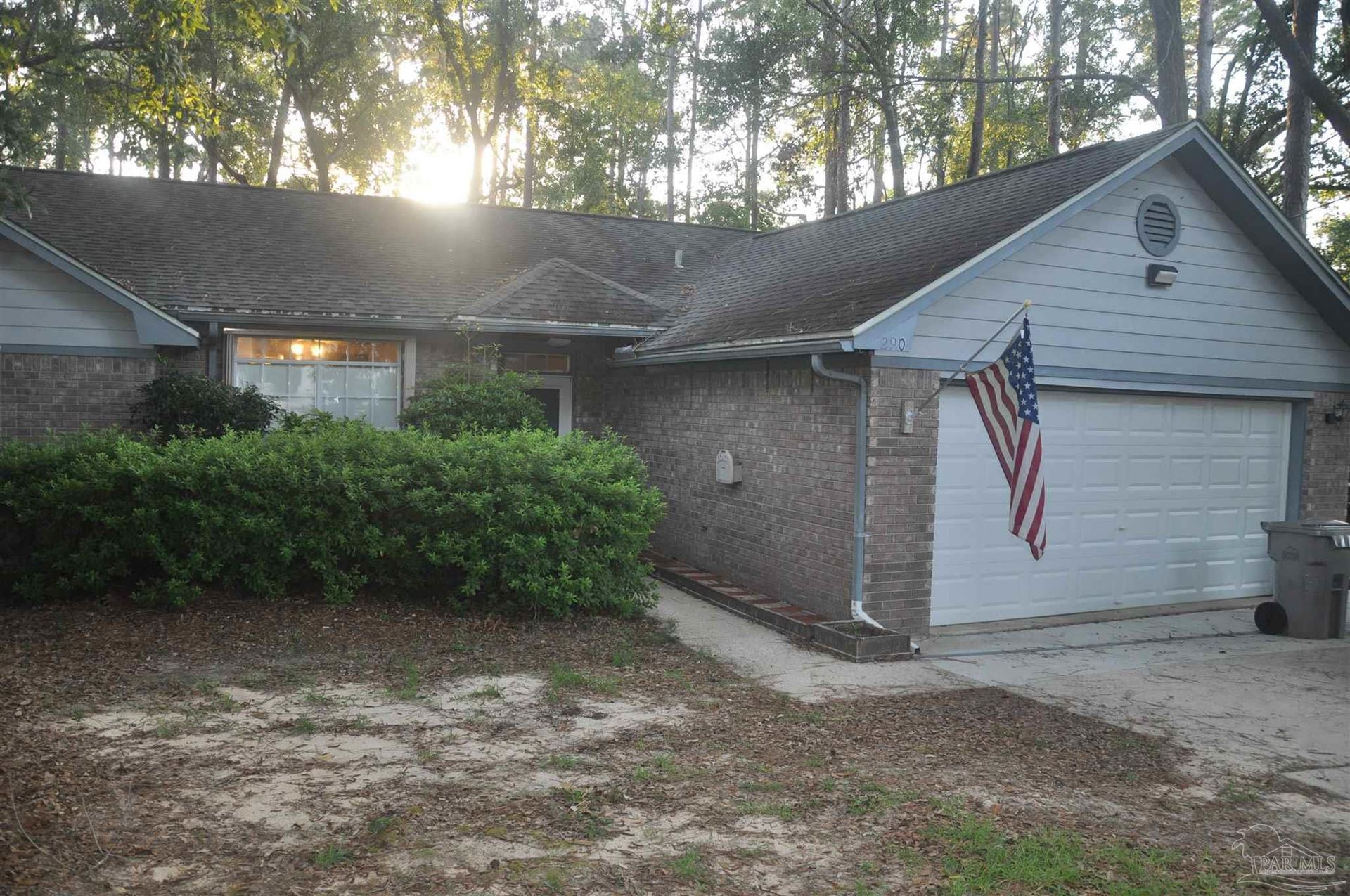 290 BOB WHITE DR, Pensacola, FL 32514 - MLS#: 591404