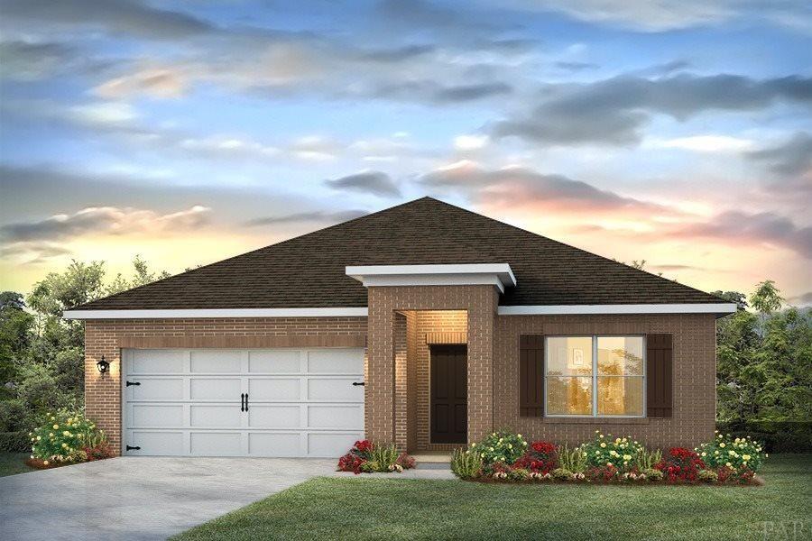 10557 QUEENS GATE CIR, Pensacola, FL 32506 - #: 573603