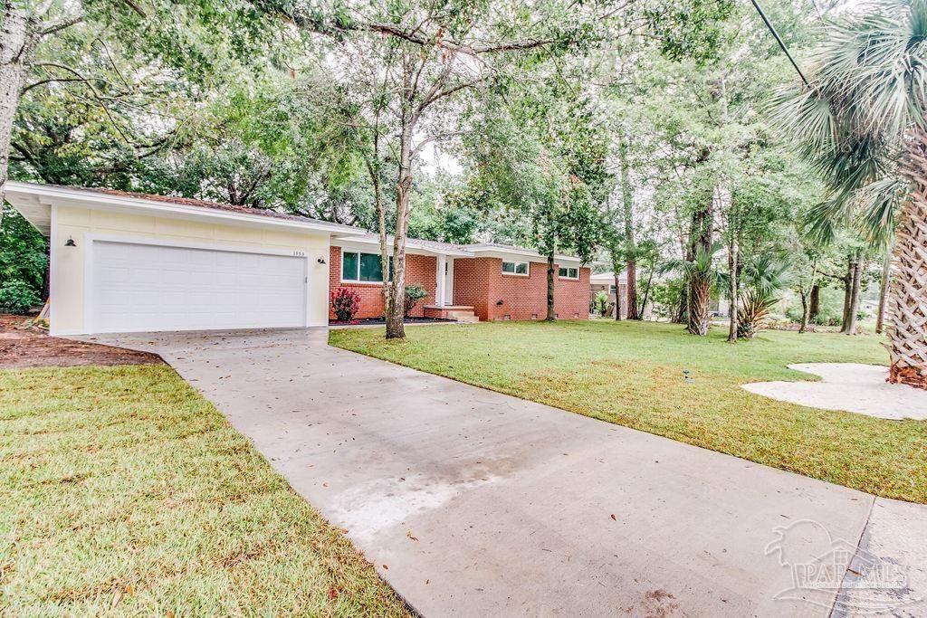 1950 MORNINGSIDE DR, Pensacola, FL 32503 - MLS#: 593657