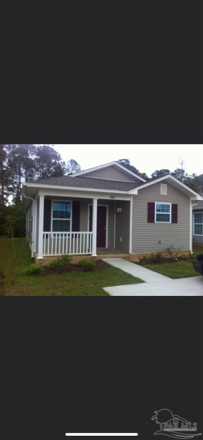 8809 CAMSHIRE CIR, Pensacola, FL 32507 - #: 587668